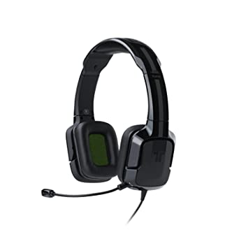 c246251fe42 Tritton Kunai Stereo Headset - Black [Xbox One + Nintendo Switch]:  Amazon.co.uk: PC & Video Games