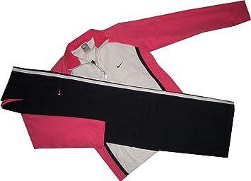 Rosa Nike De Blanco Traje Girls Y 'suit Chaqueta Pantalón Color S7AUBqwSF