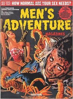 Book Men's Adventure Magazines