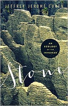 Stone: An Ecology Of The Inhuman por Jeffrey Jerome Cohen