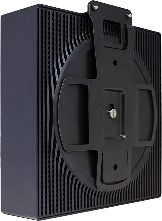 HumanCentric Wall Mount Compatible with Sonos Amp | Mounting Bracket for Sonos Wireless Amplifier | Mount Sonos Amp in Any Direction