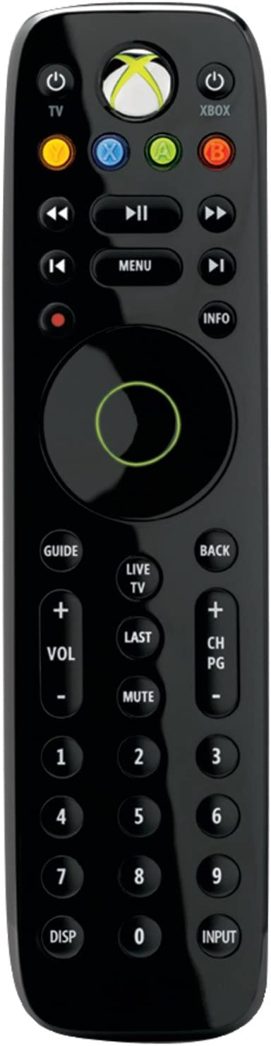 Amazon Xbox 360 Media Remote Video Games
