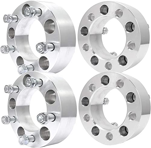 ECCPP 4Pcs 6x5.5/6x139.7 Hub Centric Wheel Spacer