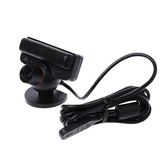 ZOUCY Cámara con Sensor de Movimiento Ocular micrófono para ...