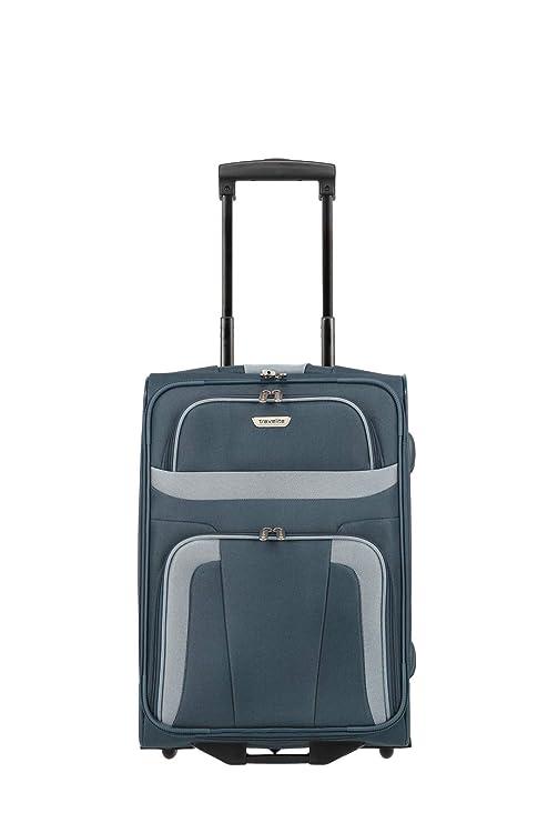 ee292b977 Travelite Trolley para Portátil, 37 litros, 53 cm, Azul: Amazon.es ...