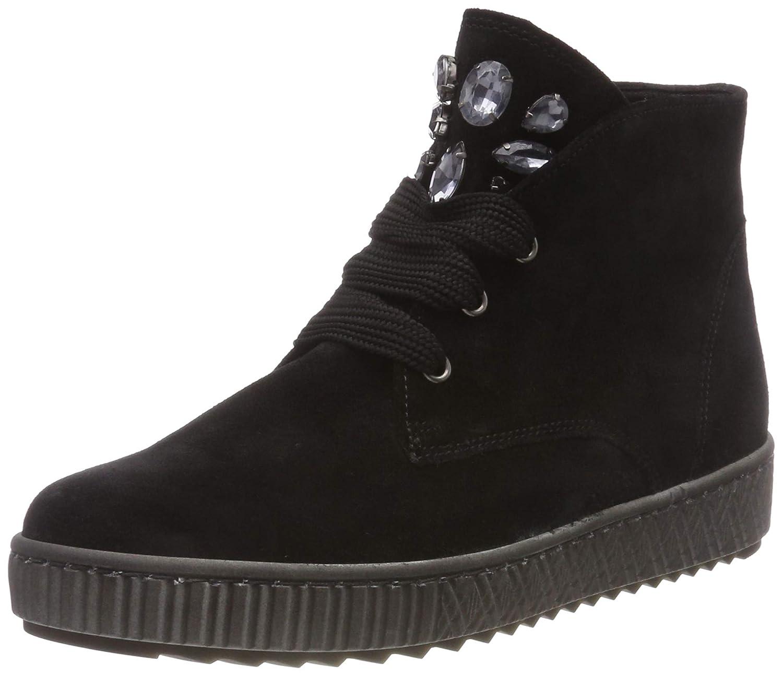 Gabor Noir Femme Shoes Jollys, Botines Femme Noir (Schwarz Botines 17) a40ec5b - digitalweb.space