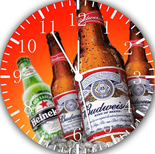 Cold Beer Wall Clock 10