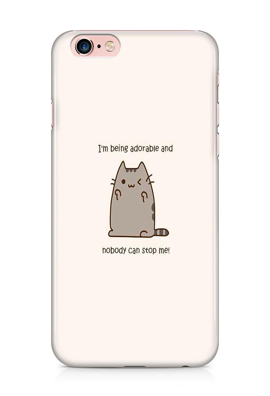 pusheen iphone 7 case