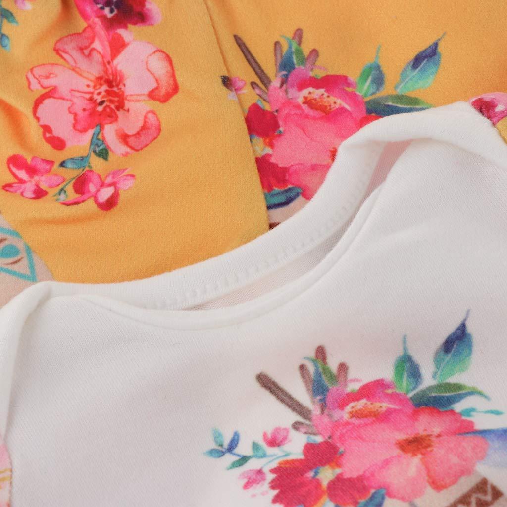 KESOTO Precioso Vestido de Pijama de Algod/ón para 18 Pulgadas Americana Chica Azul Blanco