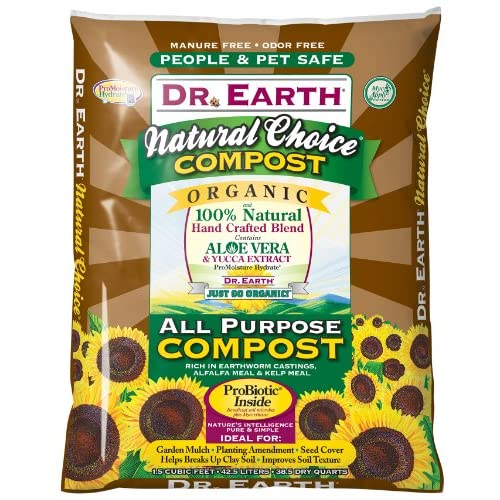 Cheap Dr. Earth 803 1-1/2 Cubic Feet All Purpose Compost free shipping