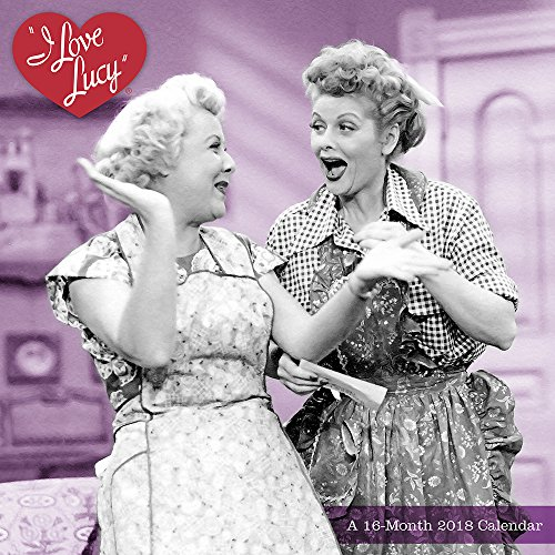 (2018 I Love Lucy Wall Calendar (Mead))