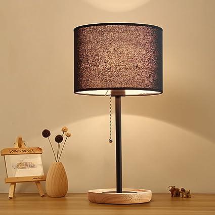 LI JING SHOP - Lampada da tavolo in ferro paralume paralume lampada ...