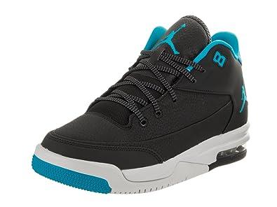 quality design d6309 aa307 Nike Jordan Flight Origin 3 BG, Chaussures de Sport-Basketball Homme, Negro  (Negro (Black Blue Lagoon-Pure Platinum)), 38.5 EU  Amazon.fr  Chaussures et  ...