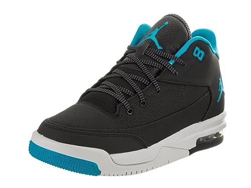 wholesale dealer dee66 e8da5 Nike Jordan Flight Origin 3 Bg, Scarpe da Basket Bambino, Nero (Black (