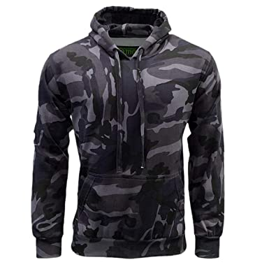 Game Mens Military Army ACU Digital Camouflage Hoodie Camo Pullover  Sweatshirt 39d214848ab