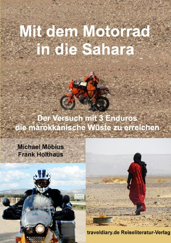 Amazon com: Mit dem Motorrad in die Sahara (German Edition