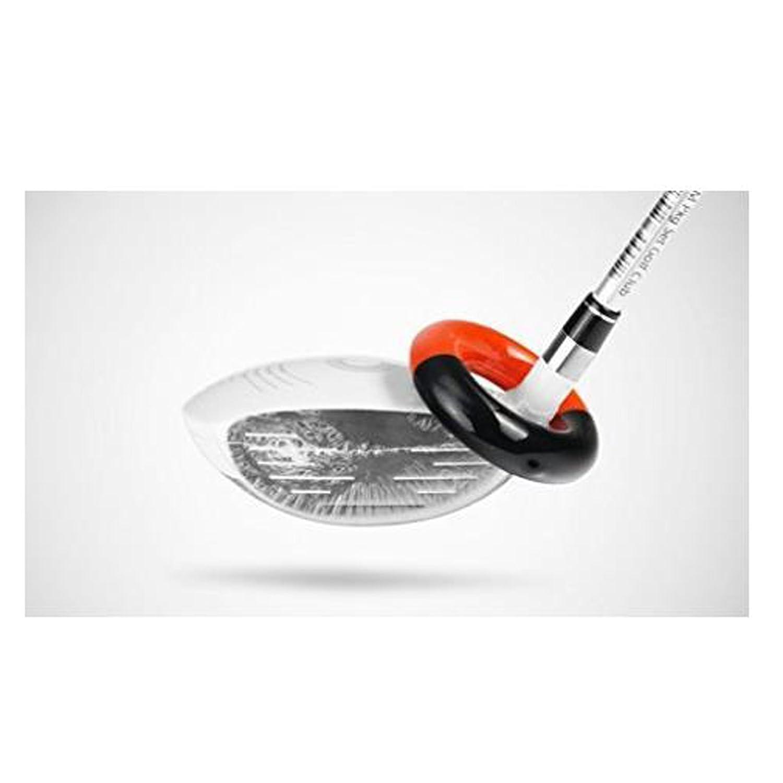 SYMTOP POSMA HB010Y Mejor Golf Golpear Empaqueta Sistema de Entrenamiento con Anillo de Oscilación de Potencia, Plomo Cintas de Peso: Amazon.es: Deportes y ...