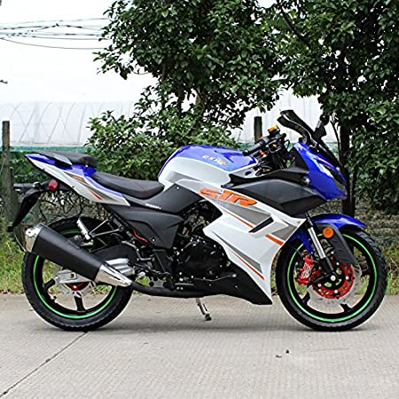 Amazon com: DONGFANG DF250RTS Sports Style Street Motorcycle