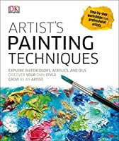 Artist's Painting Techniques Front Cover