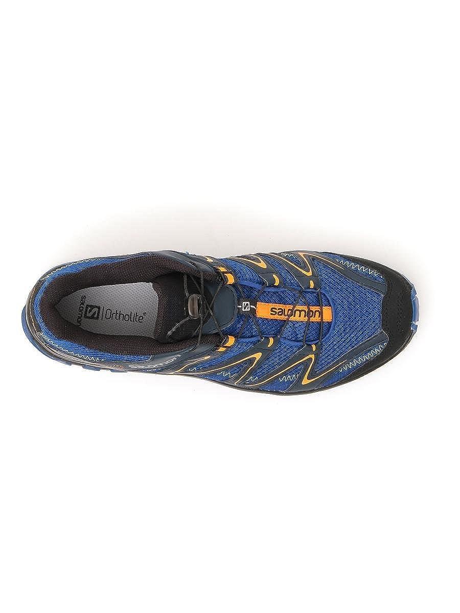 SALOMON Herren Sportschuhe Shoes Trail Score Surf The WN