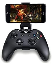 MP power @ Estensibile morsetto staffa di supporto telefono gioco clip per Microsoft Xbox One xbox 1 controllore per Iphone Samsung Galaxy HTC LG Sony Huawei