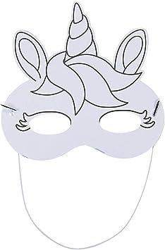 هكتار الحد الأدنى عجل Mascherine Di Unicorno Da Colorare Pleasantgroveumc Net