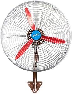 wall mounted fan Ventilador MóVil con Control Remoto, Ventilador De Pared Industrial De Alta Velocidad, Ventilador De Piso/Montaje En Pared MecáNico - (3 TamañOs)