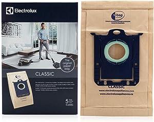 Electrolux EL200F S-Bag Classic Vacuum Bag, Set of 5