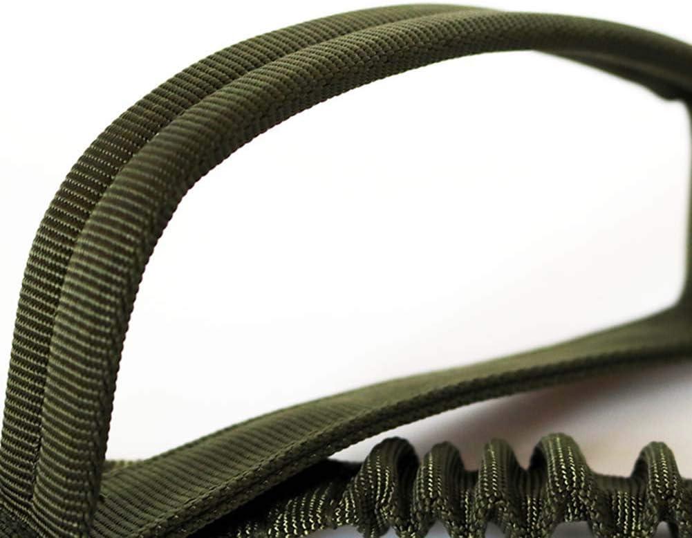 ACHICOO Corde télescopique de Traction de Formation de Champ de Chiot de Chien d'extérieur en Ligne de Suivi Mud color
