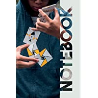 Notebook: Cardistry Professional Composition Notebook for Experts in