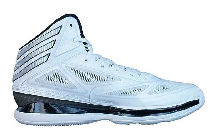 save off 4c2fb d1af8 adidas Adizero Crazy Light 3  Herren-Basketball-Turnschuhe Schuhe-White-47.5  Amazon.de  Schuhe    Handtaschen