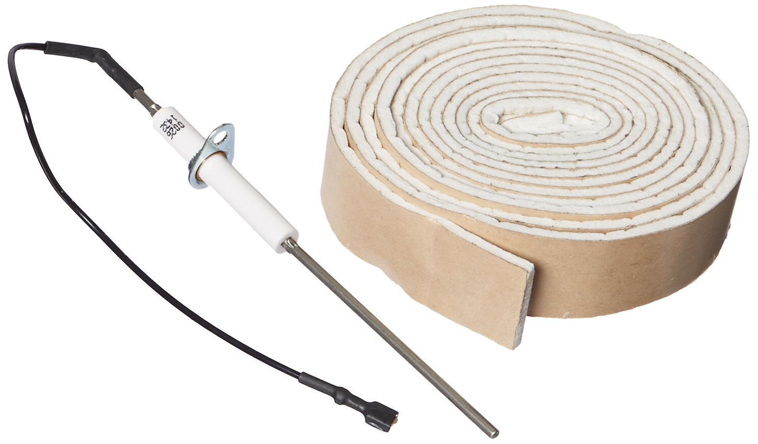 Zodiac R0458600 Flame Sensor Rod Replacement for Zodiac Jandy LXi Low NOx Pool and Spa Heaters by Zodiac