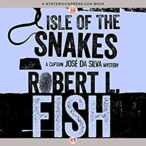 Isle of the Snakes Audiobook