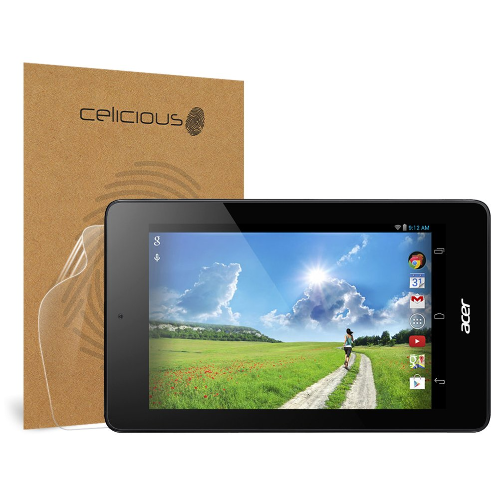 Celicious Impact Anti-Shock Shatterproof Screen Protector Film Compatible with Acer Iconia One 7 B1-730 by Celicious