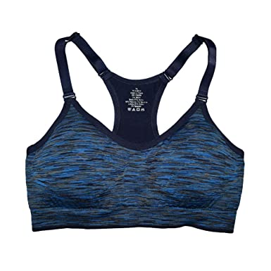 83239816bf Image Unavailable. Image not available for. Color  JPOQW Women Shockproof Sports  Bras ...