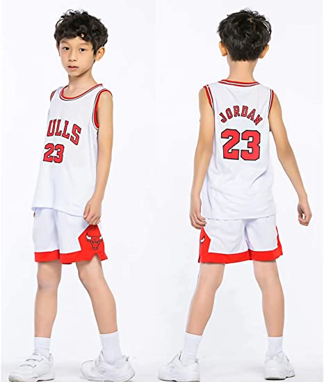 Niño NBA Michael Jordan # 23 Chicago Bulls Retro Pantalones Cortos ...