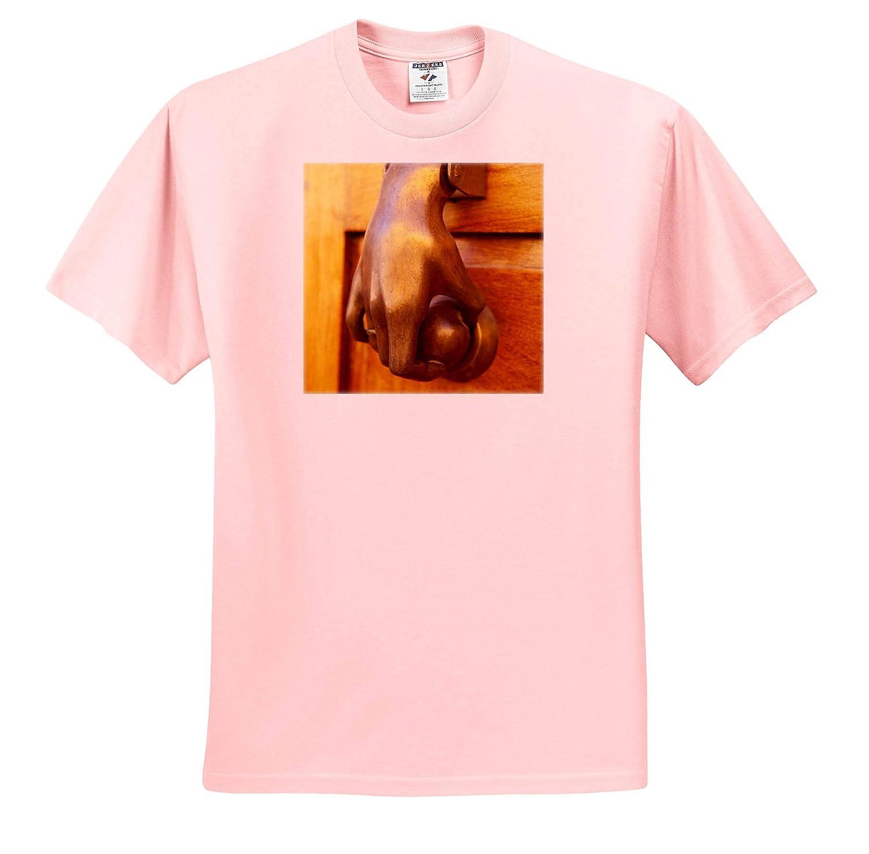 Adult T-Shirt XL Knockers Mexico San Miguel de Allende ts/_314380 3dRose Danita Delimont doorknocker