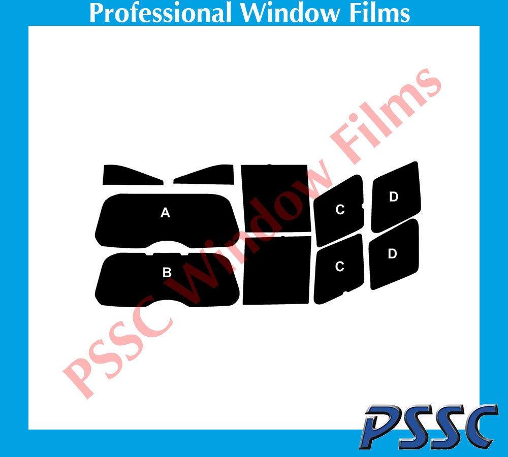 PSSC Pre Cut Rear Car Window Films Land Rover Freelander 2006 to 2015 LR2 05/% Very Dark Limo Tint