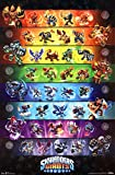 Skylanders Giants - Group Poster 22 x 34in