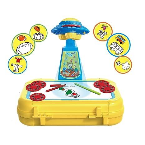 Proiettore Giocattolo Tavolo Da Disegno Educativo Per Bambini