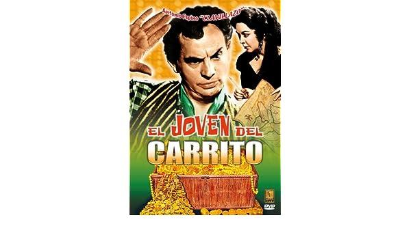 Amazon.com: El Joven del Carrito: Antonio Espino