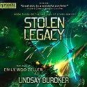 Stolen Legacy: Sky Full of Stars, Book 3 Audiobook by Lindsay Buroker Narrated by Emily Woo Zeller