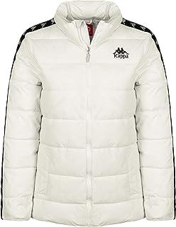 c8e71e458 Kappa Mens Authentic Amarit Padded Down Jacket: Amazon.co.uk: Clothing