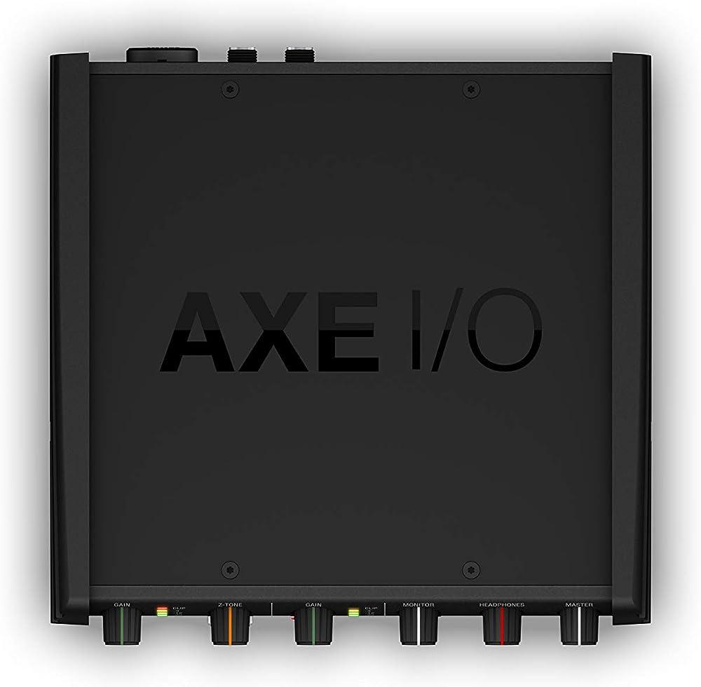AXE I/O Solo:上面