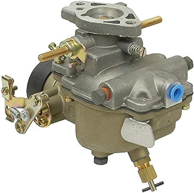 Sidedraft Carburetor Gasoline 0-13265 New Zenith Fuel System