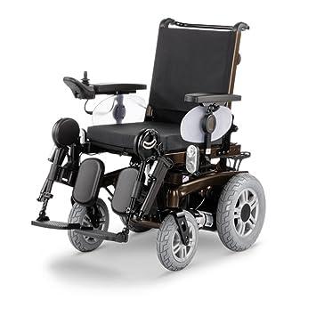 Meyra ichair MC de 2 ruedas eléctrica la variable Allrounder el montaje eléctrico Sillas de ruedas Incluye entrega/einweisung/IN situ Asiento ancho 43 cm: ...