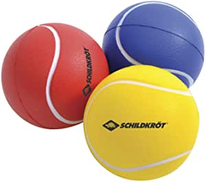 Schildkroet-Funsports Unisex Adult Soft Ball - Multi-Colour, Small