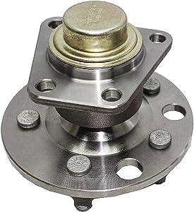 DRIVESTAR 513012 Rear Wheel Hub &amp