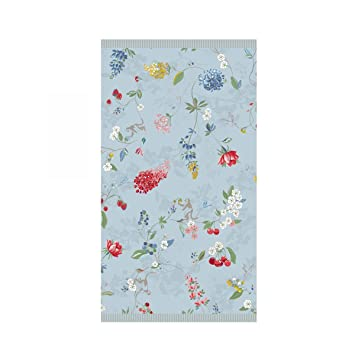 Pip Hummingbirds de toallas de mano Serie Blue, algodón, toalla de invitado 30 x 50 cm: Amazon.es: Hogar