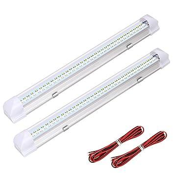 Eclairage Tube Ruban De Led Suparee Auto Lampe Barre Intérieur c35ARLq4Sj
